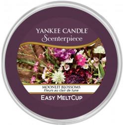 Wosk do kominków elektrycznych Yankee Moonlit Blossoms Melt Cup Scenterpiece