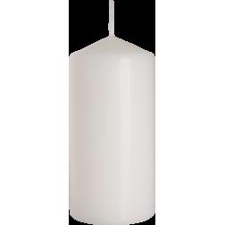 Świeca Walec Bispol Biały 1 sztuka 6x12 cm