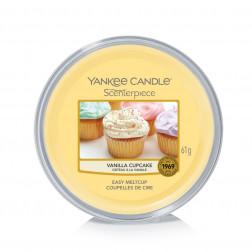 Wosk do kominków elektrycznych Yankee Vanilla Cupcake Melt Cup Scenterpiece