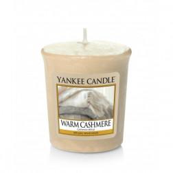 Yankee Candle Warm Cashmere Votive świeca zapachowa Kaszmir