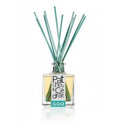 Dyfuzor zapachowy Patyczki Clem Goa DIVINE Paczuli z Cedrem 200 ml