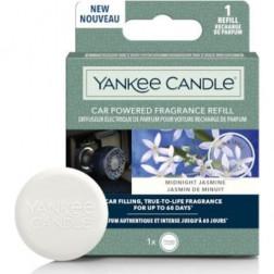 Elektryczny Odświeżacz do Samochodu Yankee Candle Midnight Jasmine Uzupełniacz