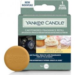 Elektryczny Odświeżacz do Samochodu Yankee Candle Vanilla Cupcake Uzupełniacz