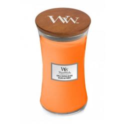 Duża świeca zapachowa Chilli Pepper Gelato marki Woodwick