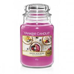 Świeca Zapachowa Yankee Candle Exotic Acai Bowl Duża 623g