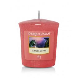 Yankee Candle Sampler Cliffside Sunrise Votive Świeca Zapachowa Sampler 49g