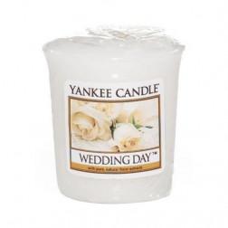 Yankee Candle Sampler Wedding Day Votive świeca zapachowa Ślub