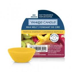 Yankee Candle Tropical Starfruit Wosk Zapachowy do Kominków 22g