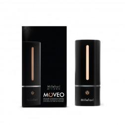 Millefiori Moveo Black bezprzewodowy odświeżacz powietrza / dyfuzor przenośny