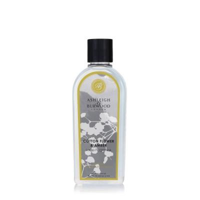 Wkład Płyn do Lampy Zapachowej LIB Ashleigh & Burwood Cotton Flower & Amber 500ml