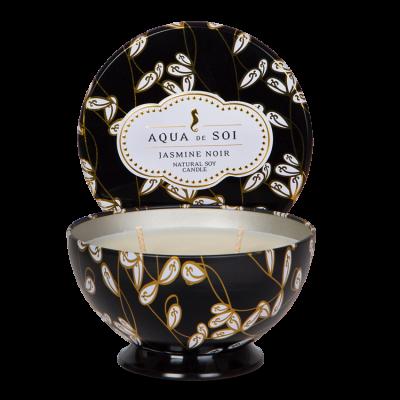 Świeca sojowa Eko Aqua de Soi Lusso Jasmine Noir Średnia