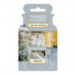 Yankee Ultimate Water Garden Car Jar Zapach Samochodowy