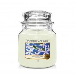 Yankee Candle Midnight Jasmine Średnia Świeca Zapachowa