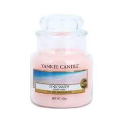 Yankee Candle Pink Sands mała świeca zapachowa