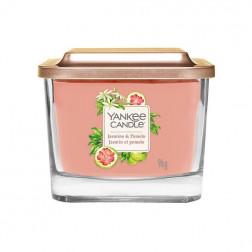 Yankee Candle Elevation Jasmine & Pomelo Mała Świeca Zapachowa