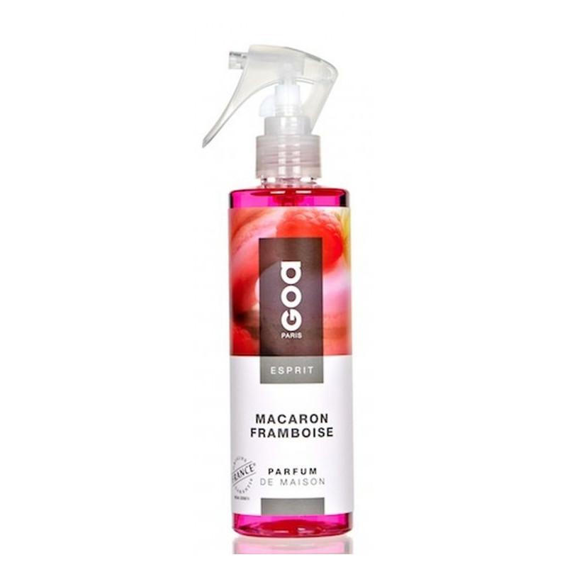 spray do pomieszczeń Clem Goa Ciastko Malinowe Macaron Framboise