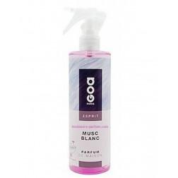 Spray do pomieszczeń Clem Goa Esprit Musc Blanc (Białe Piżmo) 250 ml