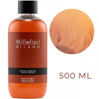 Millefiori Uzupełniacz Pałeczki 500 ml Luminous Tuberose Kwiaty