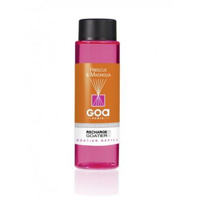 Wkład zapachowy Goa HIBISCUS & MAGNOLIA (Hibiskus & Magnolia) 250 ml