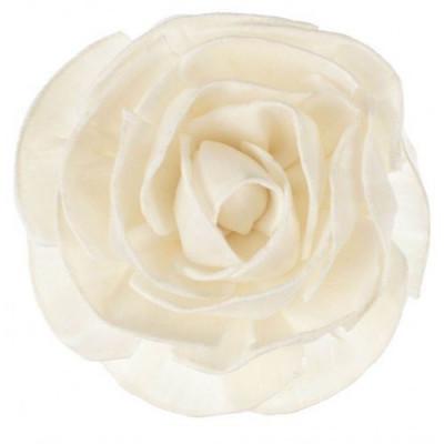Kwiat tapioki ROSE do puderniczek zapachowych GOA Duży