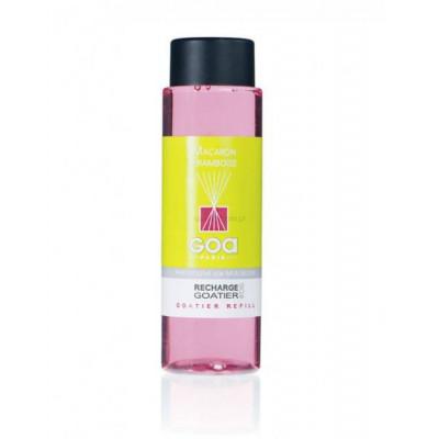 Wkład zapachowy do dyfuzora Goa Divine MACARON FRAMBOISE (Ciastko Malinowe) 250 ml