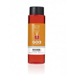 Wkład zapachowy do dyfuzora Goa Goatier Chypre Rouge (Czerwone Nuty Szyprowe) 250ml