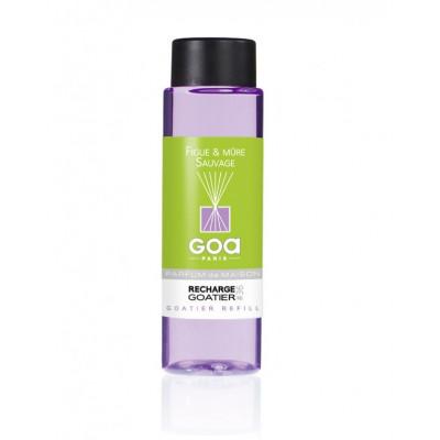 olejek zapachowy do dyfuzora Goa Figa i Dzikie Jeżyny o pojemności 250ml