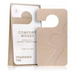 Mr & Mrs Fragrance Comfort Woody Zapach do wnętrza Kartonik