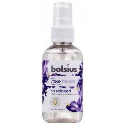 Spray Odświeżacz Zapachowy do pomieszczeń Bolsius True Moods So Relaxed Lawenda & Rumianek 75 ml