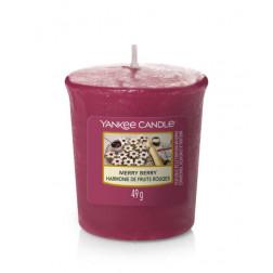 Yankee Candle Merry Berry Świeca Votive Sampler