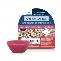 Yankee Candle Merry Berry Wosk Zapachowy do Kominków Święta