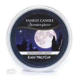 Wosk do kominków elektrycznych Yankee Midsummer`s Night Melt Cup Scenterpiece Letnia noc