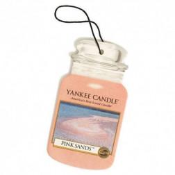 Yankee Candle Pink Sands Car Jar Zapach Samochodowy Lato