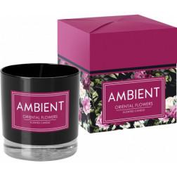 Ekskluzywna świeca zapachowa Ambient Oriental Flowers
