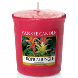 Yankee Candle Tropical Jungle świeca zapachowa Votive Lato