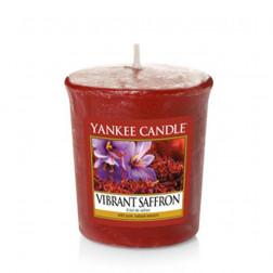 Yankee Candle Vibrant Saffron świeca zapachowa Votive