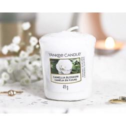 Yankee Candle Świeca Votive Camellia Blossom