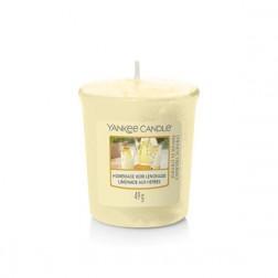 Yankee Candle Homemade Herb Lemonade Votive świeca zapachowa Lemoniada LATO!