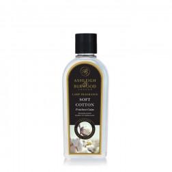 Wkład Płyn do Lampy Zapachowej Ashleigh & Burwood Soft Cotton Miękka Bawełna