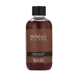 Millefiori Uzupełniacz Pałeczki Sandalo Bergamotto 250 ml