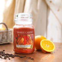 Yankee Candle Spiced Orange Święta Duża świeca