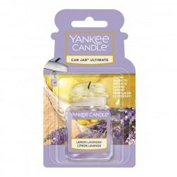 Yankee Candle Lemon Lavender Ultimate Car Jar Zapach Samochodowy