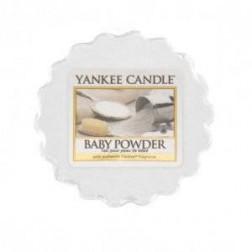 Wosk zapachowy do kominków Yankee Baby Powder