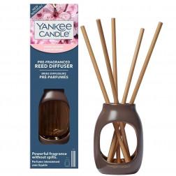 Dyfuzor zapachowy Yankee Candle Cherry Blossom Zestaw Metalic