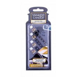 Yankee Candle New Car Scent Car Vent Stick Zapach Samochodowy x 4