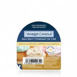 Wosk zapachowy do kominków Yankee Vanilla Cupcake