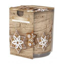 Świeca Zapachowa Świąteczna Gingerbread Piernik