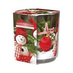 Świeca Zapachowa Świąteczna Happy Christmas