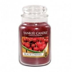 Yankee Candle Black Cherry Duża świeca zapachowa