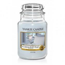 Yankee Candle A Calm & Quiet Place Duża świeca zapachowa